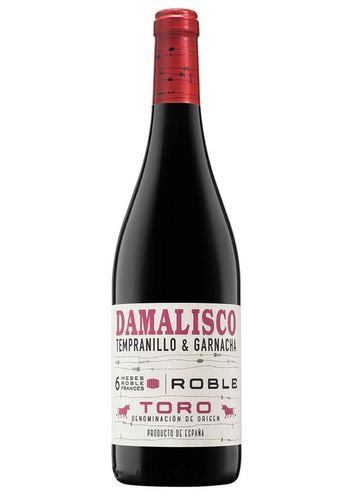 VINO D.O. TORO DAMALISCO ROBLE